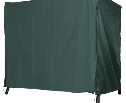 Outsunny 600D Oxford Polyester Waterproof Swing Chair Cover Green 5056029885024