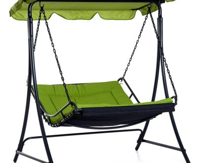 Outsunny Swing Chair Hammock Seat-Green 84A-072GN 5056029888209